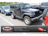 2012 Black Jeep Wrangler Rubicon 4X4 #93006127
