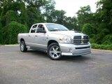 2008 Bright Silver Metallic Dodge Ram 1500 Sport Quad Cab #9289517