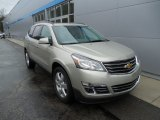 2014 Chevrolet Traverse LTZ AWD Data, Info and Specs
