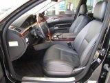 2008 Mercedes-Benz S Interiors