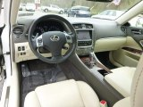 2011 Lexus IS Interiors