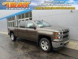 2014 Brownstone Metallic Chevrolet Silverado 1500 LT Crew Cab 4x4 #93006150