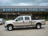 2004 Arizona Beige Metallic Ford F250 Super Duty XLT Crew Cab 4x4 #9292596