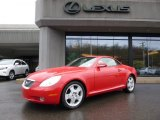 2003 Absolutely Red Lexus SC 430 #93006523