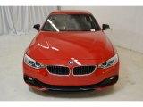 2014 BMW 4 Series Melbourne Red Metallic