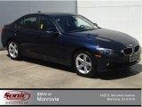 2014 Imperial Blue Metallic BMW 3 Series 328i Sedan #93006454