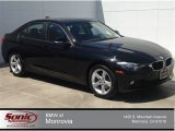 2014 Jet Black BMW 3 Series 328i Sedan #93006453