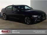 2014 Imperial Blue Metallic BMW 3 Series 328i Sedan #93006447
