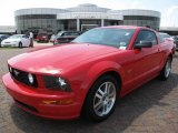 2005 Torch Red Ford Mustang GT Premium Coupe #9294379