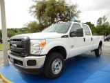 2015 Ford F350 Super Duty XL Crew Cab 4x4 Data, Info and Specs