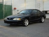 1996 Ford Mustang Black