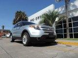 2013 Ingot Silver Metallic Ford Explorer XLT EcoBoost #93038653