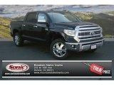 2014 Attitude Black Metallic Toyota Tundra 1794 Edition Crewmax 4x4 #93038537