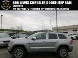 2014 Billet Silver Metallic Jeep Grand Cherokee Limited 4x4 #93038716