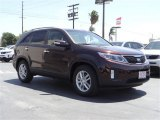 2014 Remington Red Kia Sorento LX #93038964