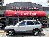 2003 Pewter Hyundai Santa Fe GLS #9282335