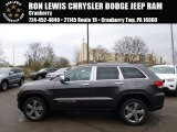 2014 Granite Crystal Metallic Jeep Grand Cherokee Limited 4x4 #93038709