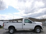 2015 Oxford White Ford F250 Super Duty XL Regular Cab 4x4 #93038582