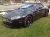 2007 Aston Martin V8 Vantage Standard Model Data, Info and Specs