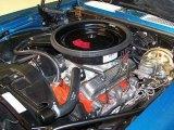 1969 Chevrolet Camaro Engines