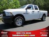 2014 Bright White Ram 1500 Tradesman Quad Cab 4x4 #93090059