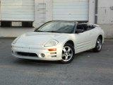 2003 Dover White Pearl Mitsubishi Eclipse Spyder GS #93090597