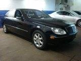 2004 Black Mercedes-Benz S 500 4Matic Sedan #9280487