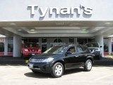 2007 Super Black Nissan Murano S #9283341