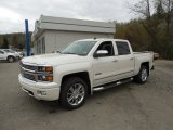 2014 White Diamond Tricoat Chevrolet Silverado 1500 High Country Crew Cab 4x4 #93089990