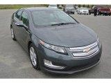 2013 Cyber Gray Metallic Chevrolet Volt  #93090456