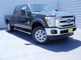 2015 Tuxedo Black Ford F250 Super Duty Lariat Crew Cab 4x4 #93090227