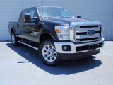 2015 Tuxedo Black Ford F250 Super Duty Lariat Crew Cab 4x4 #93090226