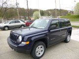 2014 True Blue Pearl Jeep Patriot Sport 4x4 #93090326