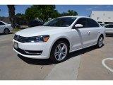 2014 Candy White Volkswagen Passat 1.8T SE #93090298