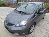 2011 Polished Metal Metallic Honda Fit  #93137958