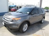 2014 Sterling Gray Ford Explorer XLT #93137792