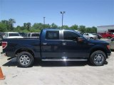 2014 Blue Jeans Ford F150 XLT SuperCrew #93137789