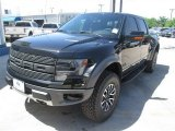 2014 Tuxedo Black Ford F150 SVT Raptor SuperCrew 4x4 #93137788