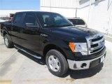 2014 Tuxedo Black Ford F150 XLT SuperCrew #93137786