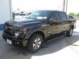 2014 Tuxedo Black Ford F150 FX4 SuperCrew 4x4 #93137784