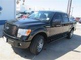 2014 Tuxedo Black Ford F150 STX SuperCrew 4x4 #93156802