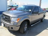 2014 Sterling Grey Ford F150 STX SuperCab #93156799