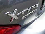 Jaguar X-Type Badges and Logos
