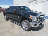 2015 Tuxedo Black Ford F250 Super Duty Lariat Crew Cab 4x4 #93156811