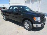 2014 Tuxedo Black Ford F150 XL SuperCab #93156809