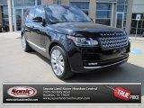 2013 Santorini Black Metallic Land Rover Range Rover Supercharged LR V8 #93161765