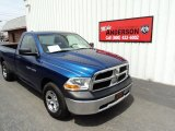 2011 Deep Water Blue Pearl Dodge Ram 1500 ST Regular Cab #93161885
