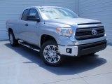2014 Silver Sky Metallic Toyota Tundra TSS Double Cab 4x4 #93161646