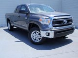 2014 Magnetic Gray Metallic Toyota Tundra SR5 Double Cab 4x4 #93161645