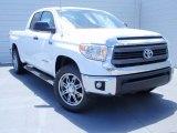 2014 Super White Toyota Tundra TSS Double Cab 4x4 #93161644